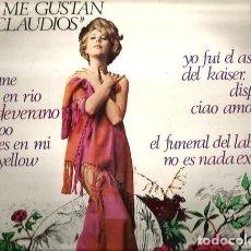 Discos de vinilo: LOS CLAUDIOS ?– A MI ME GUSTAN LOS CLAUDIOS (ESPAÑA, 1967). Lote 133680130
