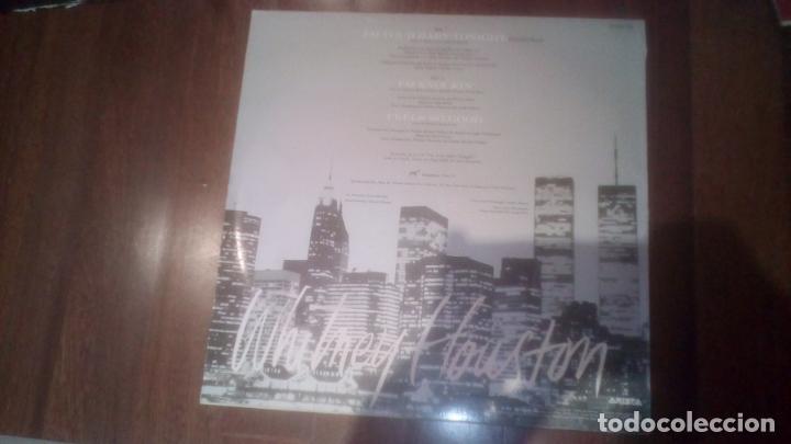 Discos de vinilo: Whitney houston- im your baby tonight.maxi españa - Foto 2 - 133681954