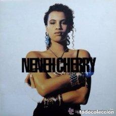Discos de vinilo: NENEH CHERRY - RAW LIKE SUSHI - LP UK 1989 - HIP HOP. Lote 133683442