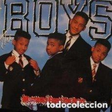 Discos de vinilo: THE BOYS – MESSAGES FROM THE BOYS - LP SPAIN 1988. Lote 133684038