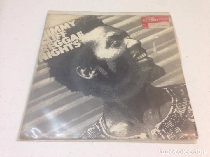 JIMMY CLIFF - REGGAE NIGHTS -REGGAE (Música - Discos - Singles Vinilo - Reggae - Ska)