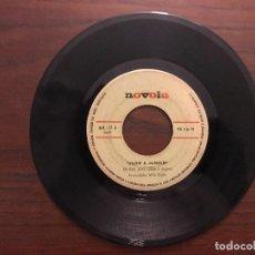 Discos de vinilo: JUAN & JUNIOR ?– TIEMPO DE AMOR / EN SAN JUAN SELLO: NOVOLA ?– NOX-77 SERIE: TOP-HIT . Lote 133688946