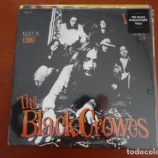 Discos de vinilo: THE BLACK CROWES ?– LIVE IN ATLANTIC CITY 1990 EDICION LIMITADA. Lote 133691498