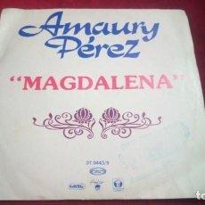 Discos de vinilo: MAGDALENA. Lote 133696966