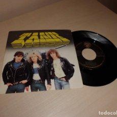 Discos de vinilo: TANK DONT WALK AWAY -SHELLSHOCK- DISCO CHAPA DISCO-. Lote 133696978