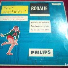 Discos de vinilo: ROSALIE. Lote 133697006