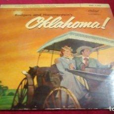 Discos de vinilo: OKLAHOMA!. Lote 133697970