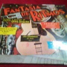 Discos de vinilo: FANTASIA DE RITMOS. Lote 133699474