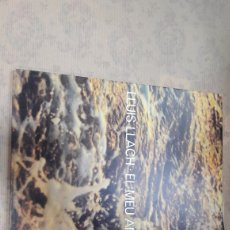 Discos de vinilo: LLUIS LLACH EL MEU AMIC EL MAR. Lote 133699583