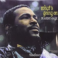 Discos de vinilo: MARVIN GAYE, WHAT´S GOING ON, 1971, 2008, NUEVO.. Lote 133707022