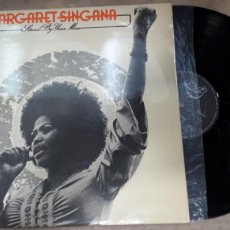 Discos de vinilo: MARGARET SINGANA STAND BY YOUR MAN. Lote 133699238