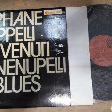 Discos de vinilo: VENUPELLI BLUES GRAPELLI VENUTI. Lote 133716621