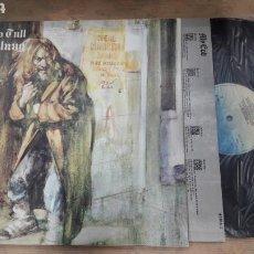 Discos de vinilo: JETHRO TULL AQUALUNG 1971. Lote 133719502
