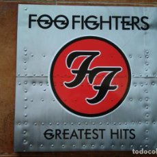 Discos de vinilo: FOO FIGHTERS - GREATEST HITS (LP2) NUEVO. Lote 133722402