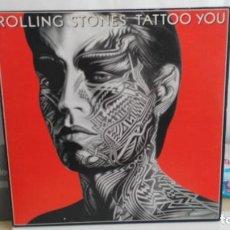 Discos de vinilo: ANTIGUO DISCO DE THE ROLLING STONES TATTOO YOU. Lote 133724270