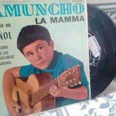 Disques de vinyle: E P (VINILO) DE RAMUNCHO AÑOS 60. Lote 133726378