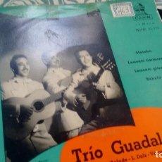 Discos de vinilo: E P (VINILO) DE TRIO GUADALAJARA AÑOS 50. Lote 133726638