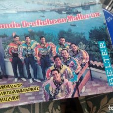 Discos de vinilo: E P (VINILO) DE ARMANDO OREFICHE EN MALLORCA AÑOS 60. Lote 133727122