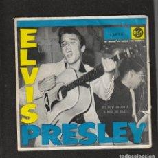 Discos de vinilo: ELVIS PRESLEY: DISCO ESPAÑOL DE 1960-MUY BUEN ESTADO -RECOMENDADO. Lote 133729714