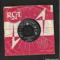 Discos de vinilo: ELVIS PRESLEY: DISCO DE INGLATERRA- COMO NUEVO. Lote 133729798