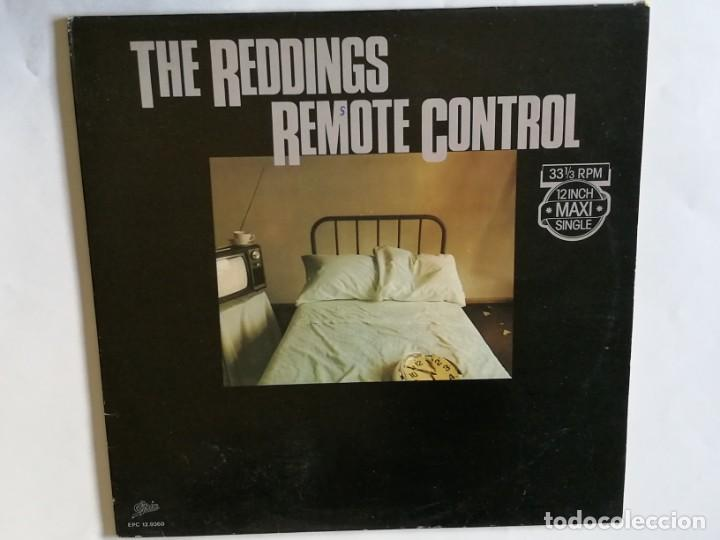 the reddings remote control