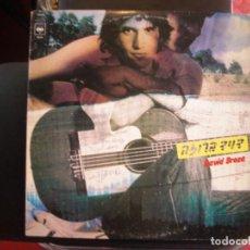 Discos de vinilo: DAVID BROZA- LP. Lote 133734462