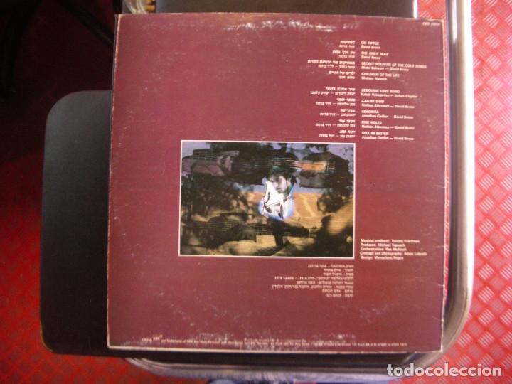 Discos de vinilo: DAVID BROZA- LP - Foto 2 - 133734462