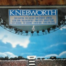 Discos de vinilo: KNEBWORTH '90. Lote 133738318