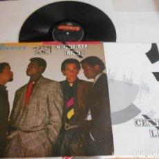 Discos de vinilo: CENTRAL LINE-LP CHOICE-ENCARTE. Lote 133740618