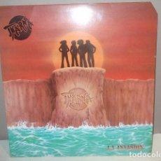 Discos de vinilo: RARISIMO LP DEL GRUPO THARNA LA EVASION DISCO IMPECABLE,BARATO. Lote 133741618
