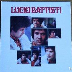 Discos de vinilo: LUCIO BATTISTI - 1 ALBUM (1969) NUEVO. RED 2018. Lote 133744978