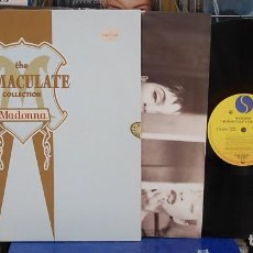 Discos de vinilo: MADONNA. THE IMMACULATE COLLECTION. SIRE RECORDS 1990, REF. 7599-26440-1. LP DOBLE. Lote 133748550