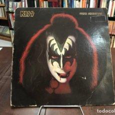 Discos de vinilo: KISS. GENE SIMMONS LP 1978. Lote 133749410