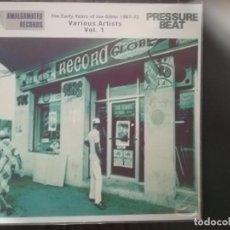 Discos de vinilo: VARIOS-THE EARLY YEARS OF JOE GIBBS 1967-1973. Lote 133752286