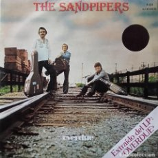 Discos de vinilo: THE SANDPIPERS: HANG ON SLOOPY. Lote 133753938