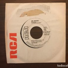 Discos de vinilo: MR. MISTER ?– BROKEN WINGS = ALAS ROTAS SELLO: RCA ?– PB-4136 FORMATO: VINYL, 7 , 45 RPM, SINGLE . Lote 133753982