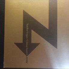 Discos de vinilo: NACHO VEGAS EP 10 PULGADAS COMO HACER CRAC. Lote 133754478