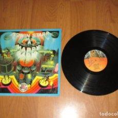 Discos de vinilo: EDWIN STARR - HAPPY RADIO - SPAIN - RCA - IBL - . Lote 133755178