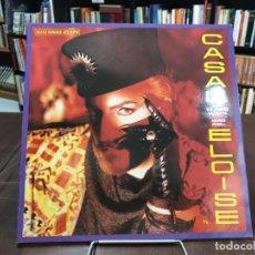 Discos de vinilo: ELOISE. CASAL LP 1987. Lote 133756394