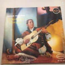 Discos de vinilo: CHABELA VARGAS. Lote 133756481