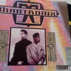 Discos de vinilo: SINGLE (VINILO DE MANTRONIX AÑOS 90. Lote 133758250