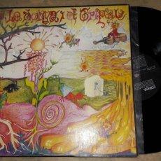 Discos de vinilo: PAU RIBA JO, LA DONYA I EL GRIPAU. Lote 133759534