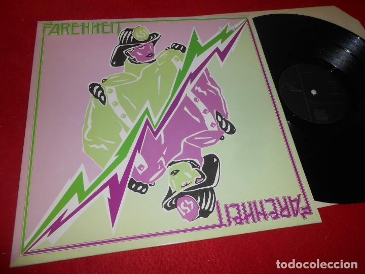 FARENHEIT 451 NO VA A SUCEDER/SUERTE +2 MX MLP 1982 MR RECORDS MOVIDA POP (Música - Discos de Vinilo - Maxi Singles - Grupos Españoles de los 70 y 80)
