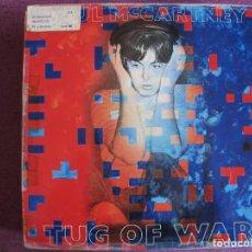 Discos de vinilo: LP - PAUL MCCARTNEY - TUG OF WAR (SPAIN, EMI ODOEN 1982). Lote 133760862