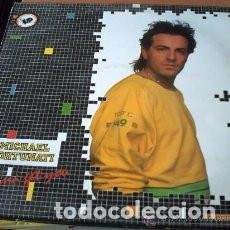 Discos de vinilo: MAXI MICHAEL FORTUNATI : GONNA GET YOU ( VERSION ESTUDIO + VERSION LIVE ). Lote 133767338