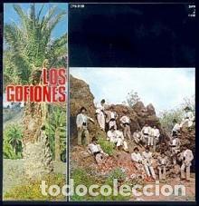 LOS GOFIONES – LOS GOFIONES (ESPAÑA, 1971) (Música - Discos - LP Vinilo - Étnicas y Músicas del Mundo)