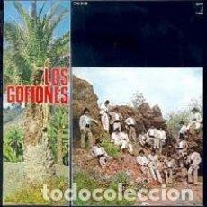 Discos de vinilo: LOS GOFIONES – LOS GOFIONES (ESPAÑA, 1971). Lote 133768498