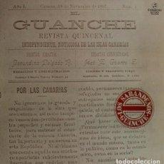 Discos de vinilo: LOS SABANDEÑOS – GUANCHE (ESPAÑA, 1977). Lote 133771406