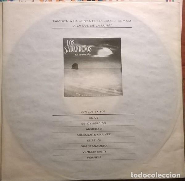 Discos de vinilo: Los Sabandeños – Intimamente (España, 1991. 2 × Vinyl, LP, Album) - Foto 7 - 133771562