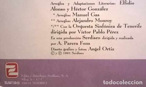 Discos de vinilo: Los Sabandeños – Intimamente (España, 1991. 2 × Vinyl, LP, Album) - Foto 11 - 133771562